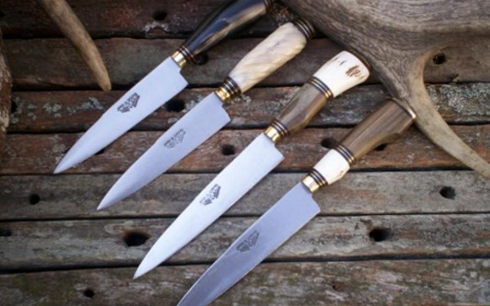 Fábrica de hojas y cuchillos artesanales