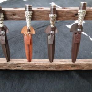 cuchillo imitacion cola