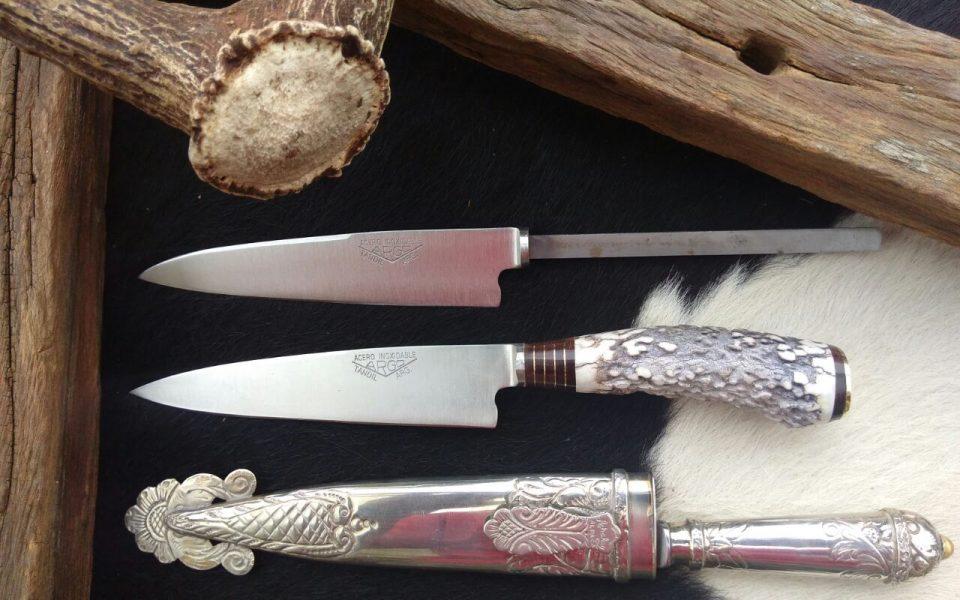 Cuchillos argo cuchilleria tandil argentina for Cuchillo de pescado